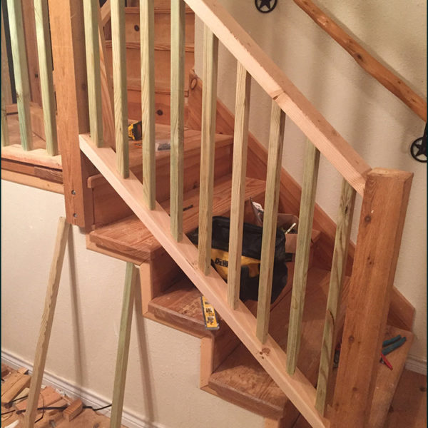 Staircase Redesign