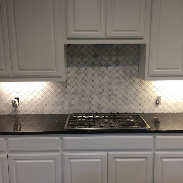 Spacing the Wall Tile for Kitchen
